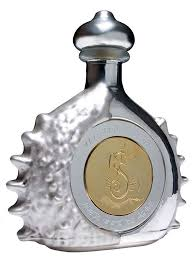 botella de tequila ley 925