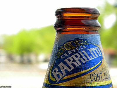 cerveza barrilito
