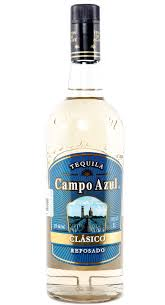 tequila campo azul