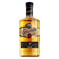 botella de tequila centinela