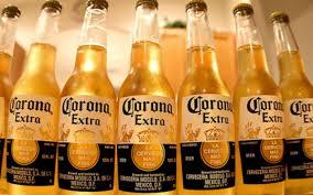 corona extra cerveza