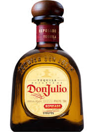 reposado de la marca don julio
