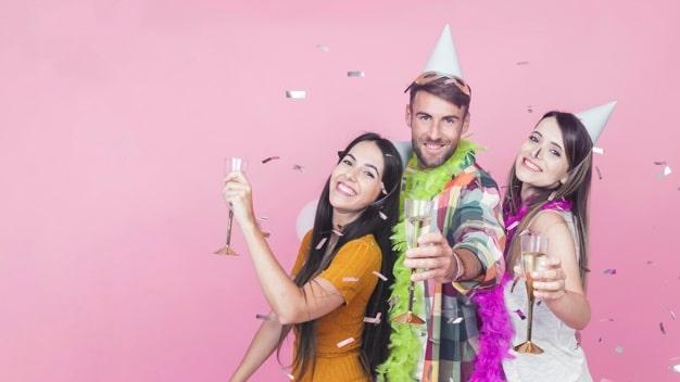 bebida populares para fiesta