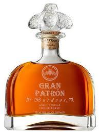 botella de tequila gran patrón