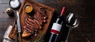 vino para carnes rojas