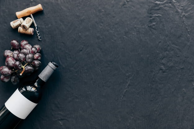 descorche de vino