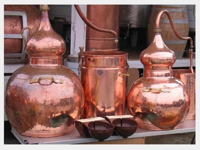vinatas antiguas para elaboracion de ginebra