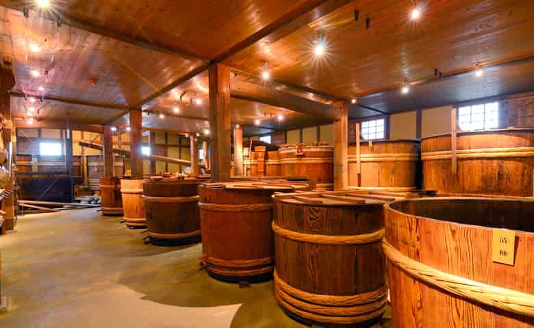 fabricas de sake