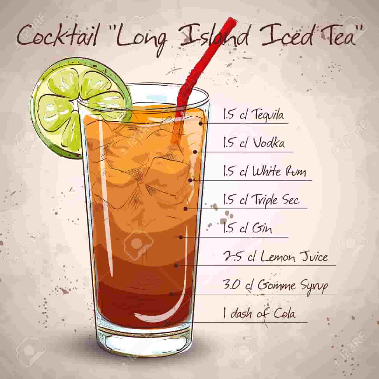 coctel long island