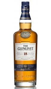 The Glenlivet 18 años
