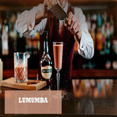 trago con brandy lumumba