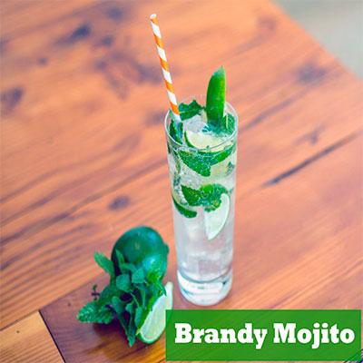 brandy mojito